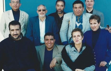 Creation of Groupe AMH
