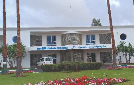 Inauguration of our hospital, Centre Hospitalier Noor de Rééducation et de Réadaptation Fonctionnelle