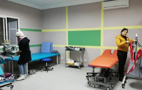 A 2nd medical center opens in Khouribga